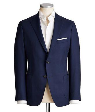 Samuelsohn Michael Travel Wool Sports Jacket