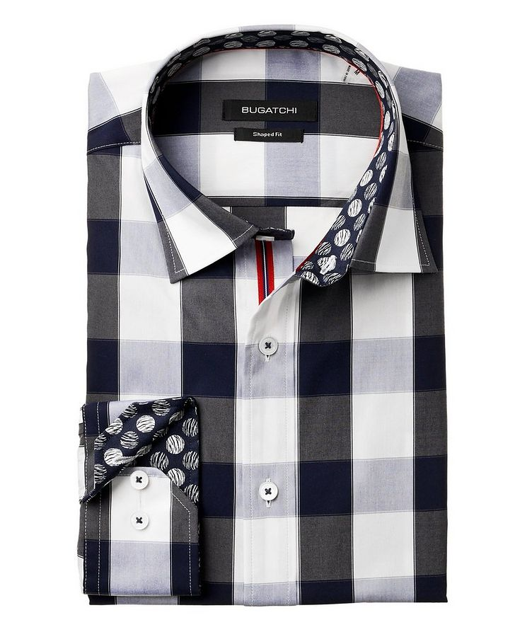 Checkered Cotton Shirt image 1