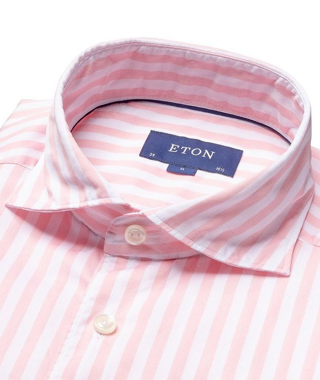 Soft Slim Fit Striped Shirt picture 2