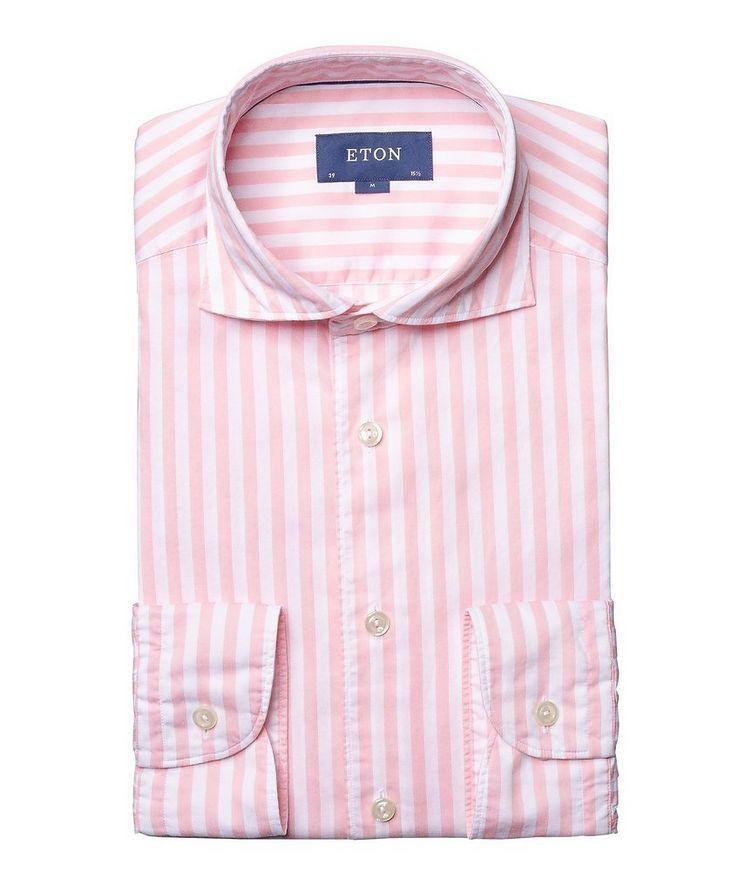 Soft Slim Fit Striped Shirt image 0