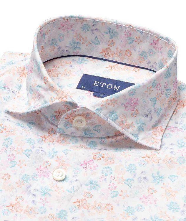 Soft Slim Fit Botanical Shirt  picture 2