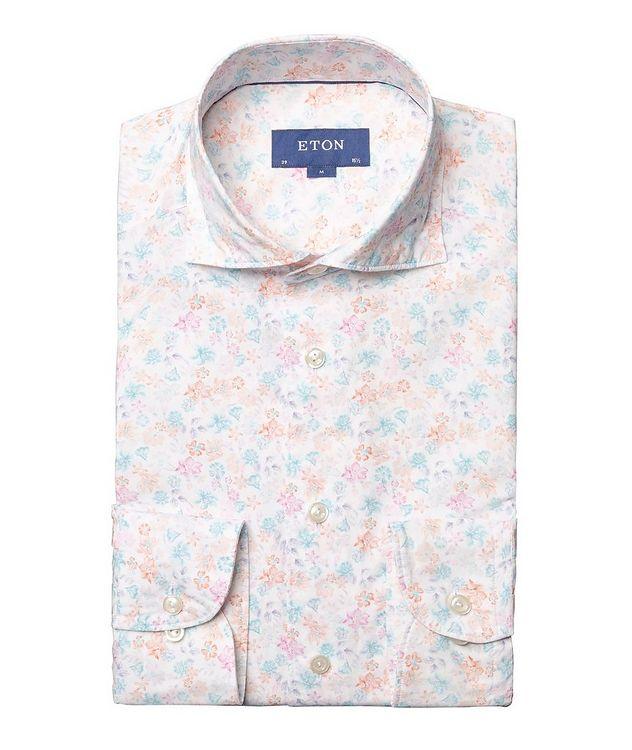 Soft Slim Fit Botanical Shirt  picture 1