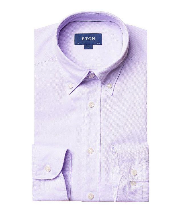 Soft Slim Fit Cotton Shirt picture 1
