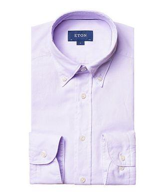 Eton Soft Slim Fit Cotton Shirt