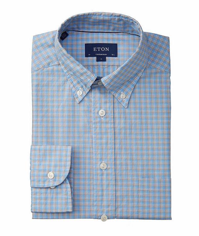 Contemporary-Fit Cotton Shirt picture 1