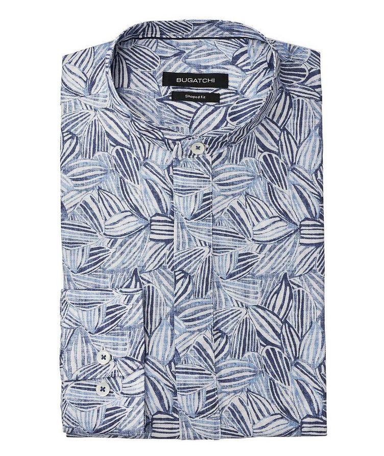 Botanical Print Cotton Shirt image 0