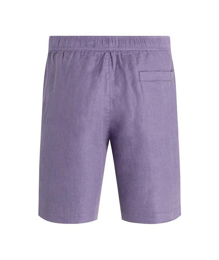 Linen Shorts   image 1