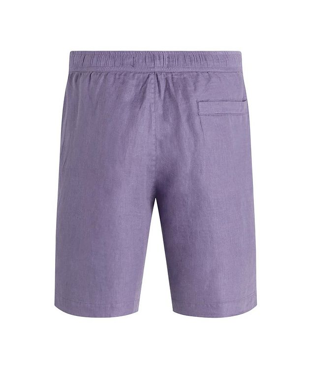 Linen Shorts   picture 2