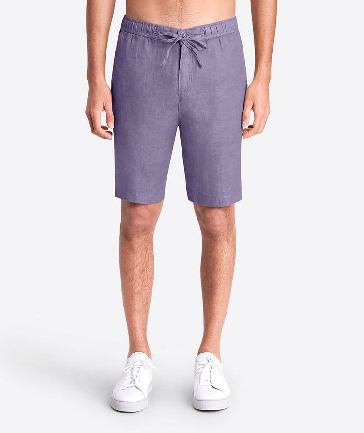 Linen Shorts   image 2