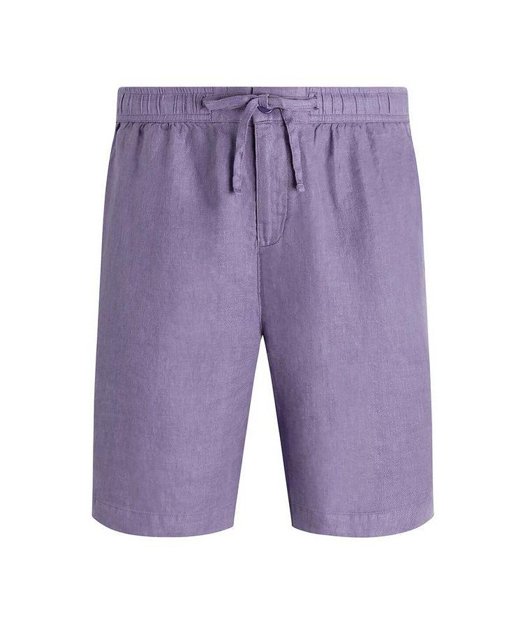 Linen Shorts   image 0