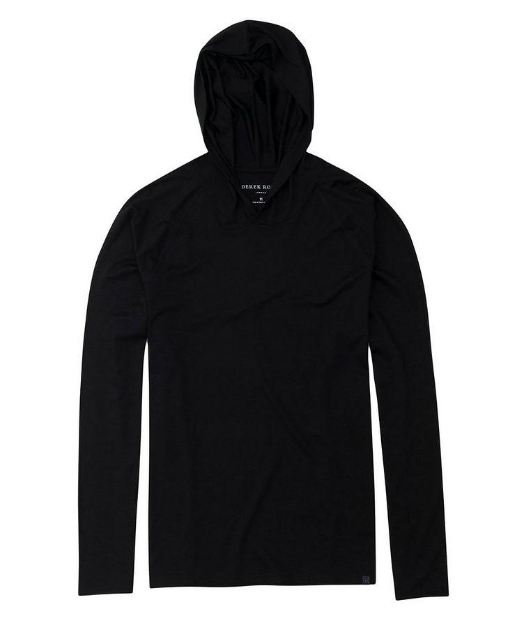 Hooded Long-Sleeve T-Shirt image 0