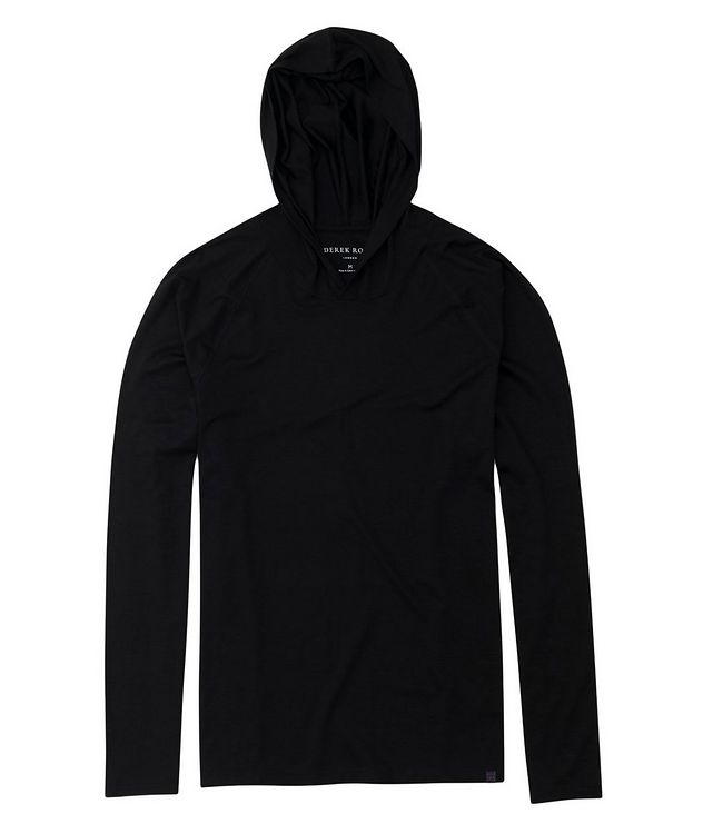 Hooded Long-Sleeve T-Shirt picture 1