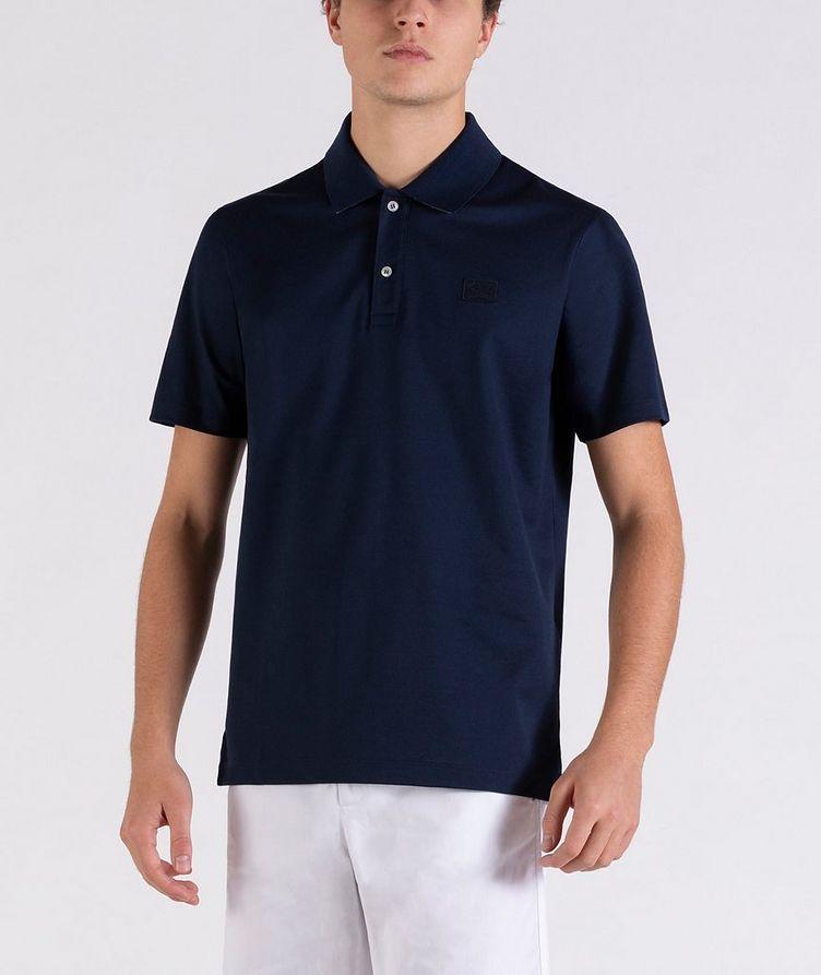 Cotton Piqué Polo image 0