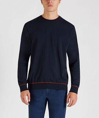 Paul & Shark Cotton Sweatshirt
