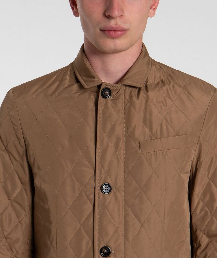 Quilted Jacket image 2