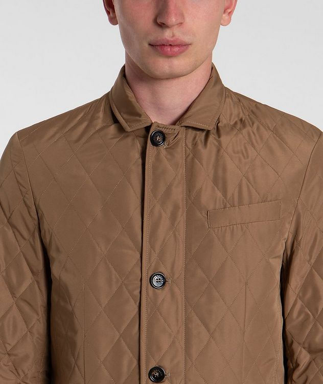 Quilted Jacket picture 3