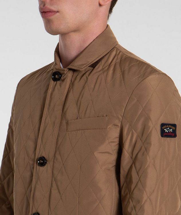 Quilted Jacket picture 4