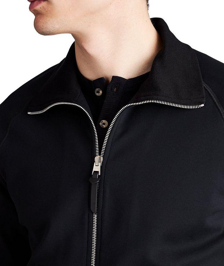Zip-Up Track Jacket image 2