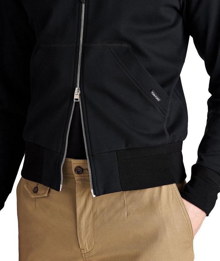 Zip-Up Track Jacket image 3