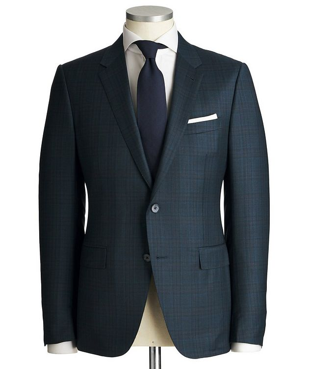 City Checked Suit picture 1