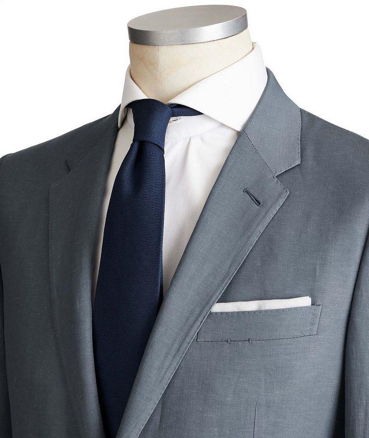City Wool-Linen Suit image 1