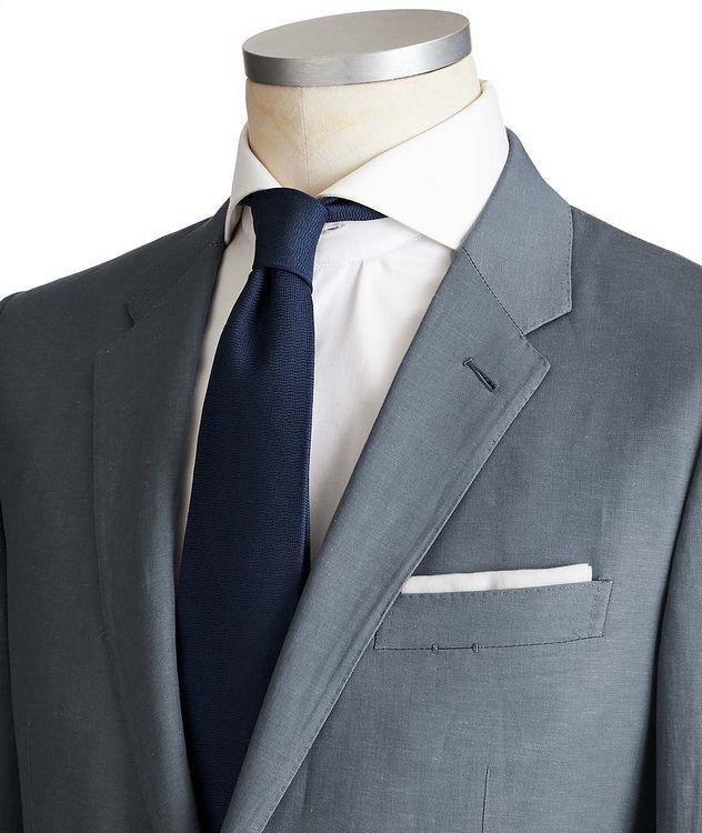 City Wool-Linen Suit picture 2