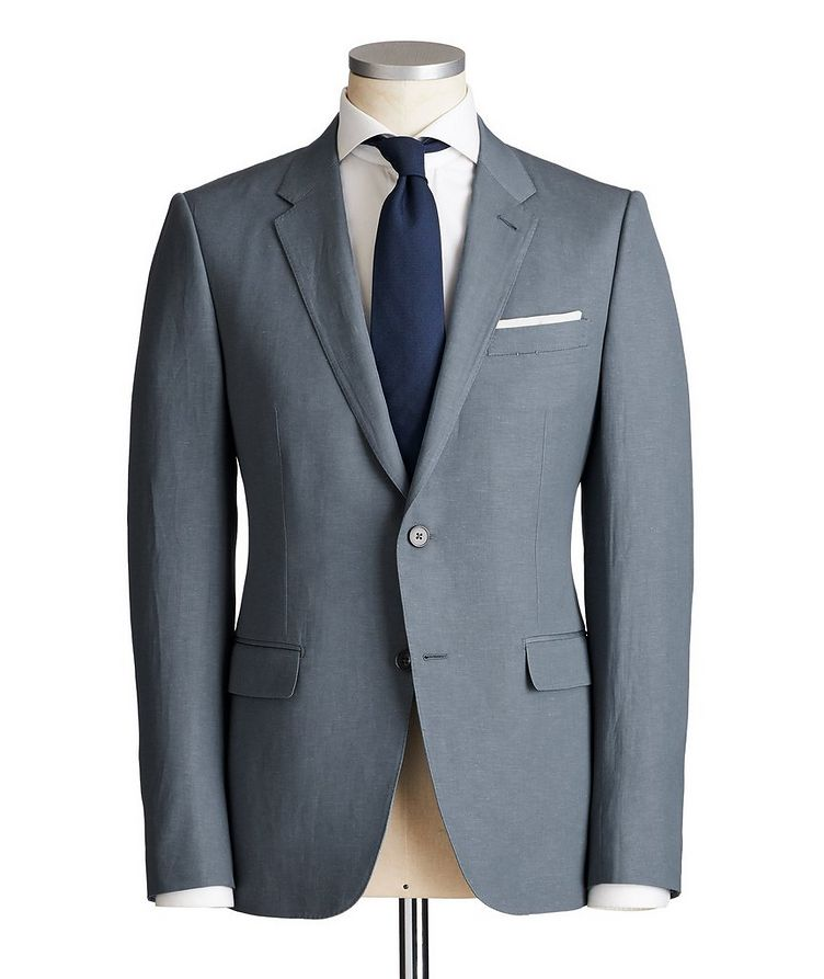 City Wool-Linen Suit image 0