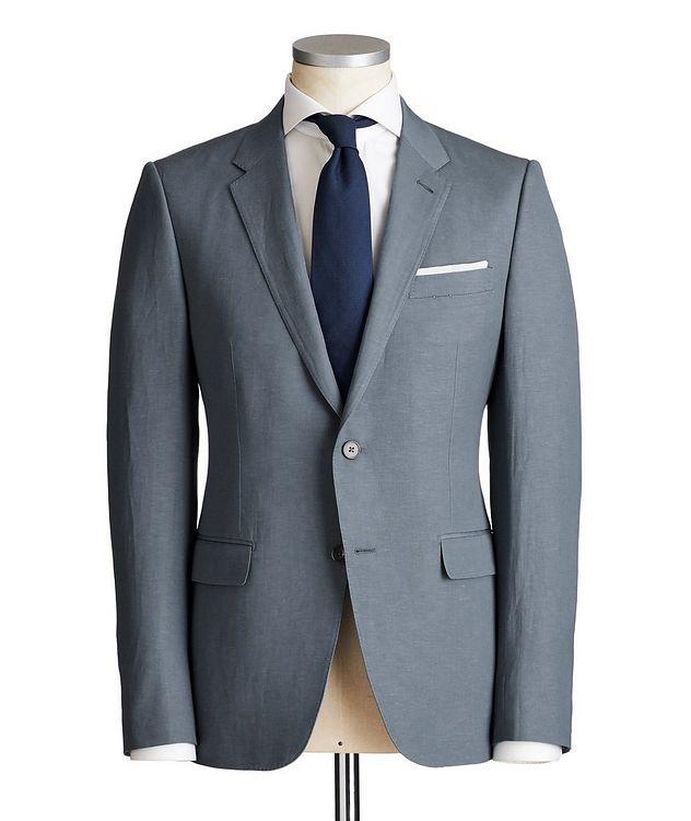 City Wool-Linen Suit picture 1