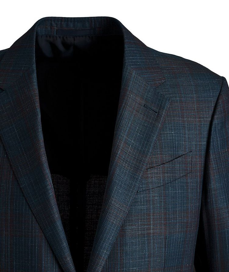 Milano Easy Wool, Silk & Linen Sports Jacket image 1