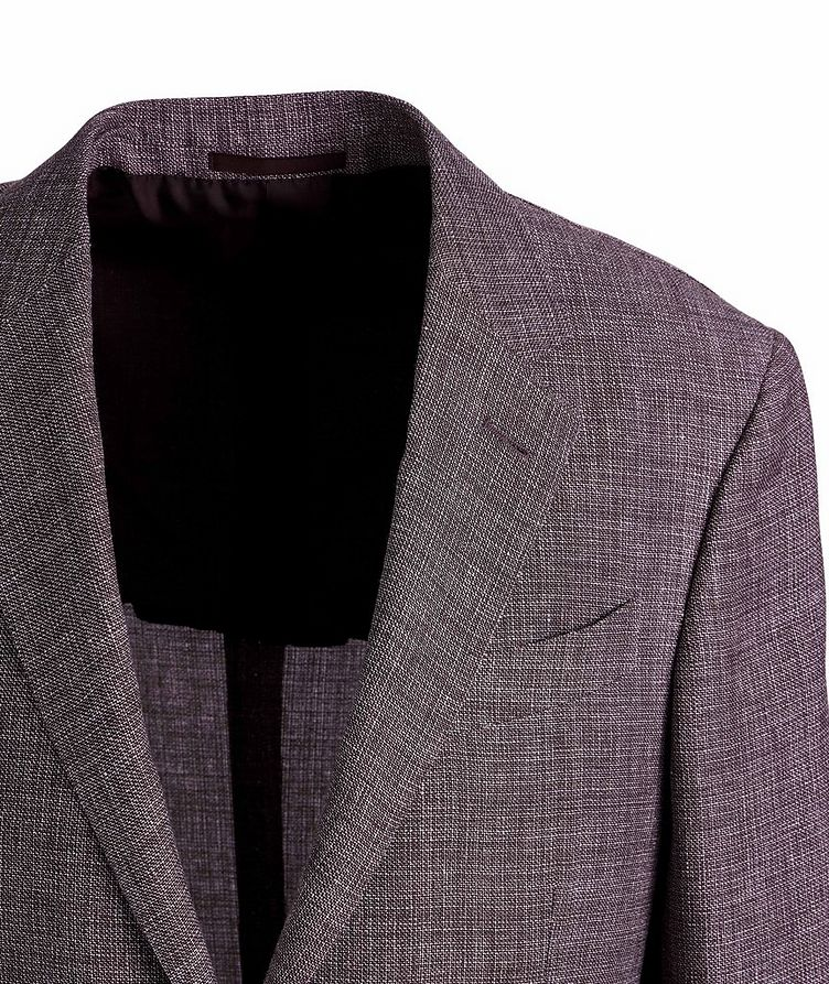 Milano Easy Linen, Wool, and Silk Sports Jacket image 1