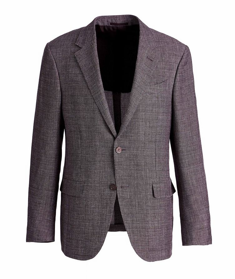 Milano Easy Linen, Wool, and Silk Sports Jacket image 0