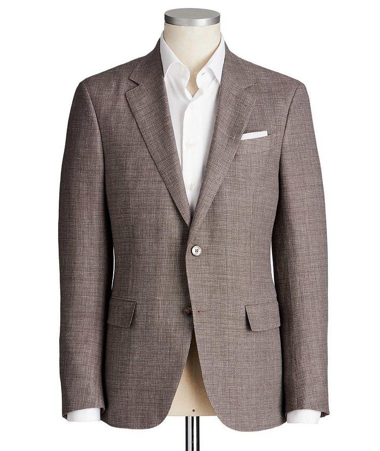 Milano Easy Linen, Wool & Silk Jacket image 0