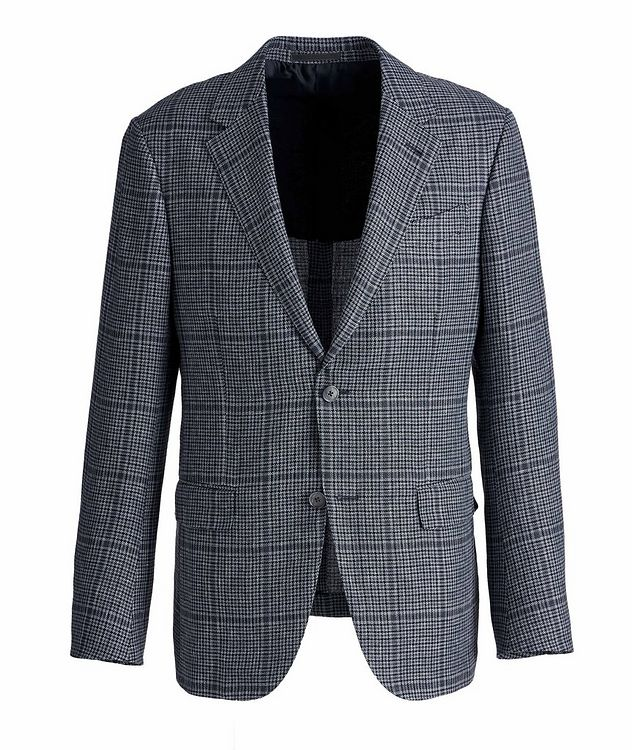 Milano Easy Linen, Wool, and Silk Sports Jacket picture 1