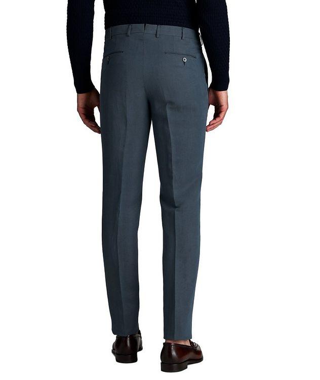 Linen-Silk Dress Pants picture 2