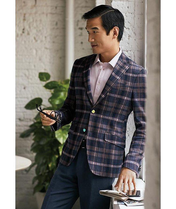 Linen-Silk Dress Pants image 2