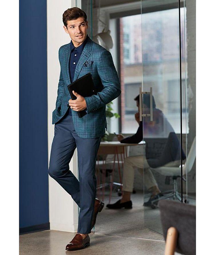 Linen-Silk Dress Pants image 3