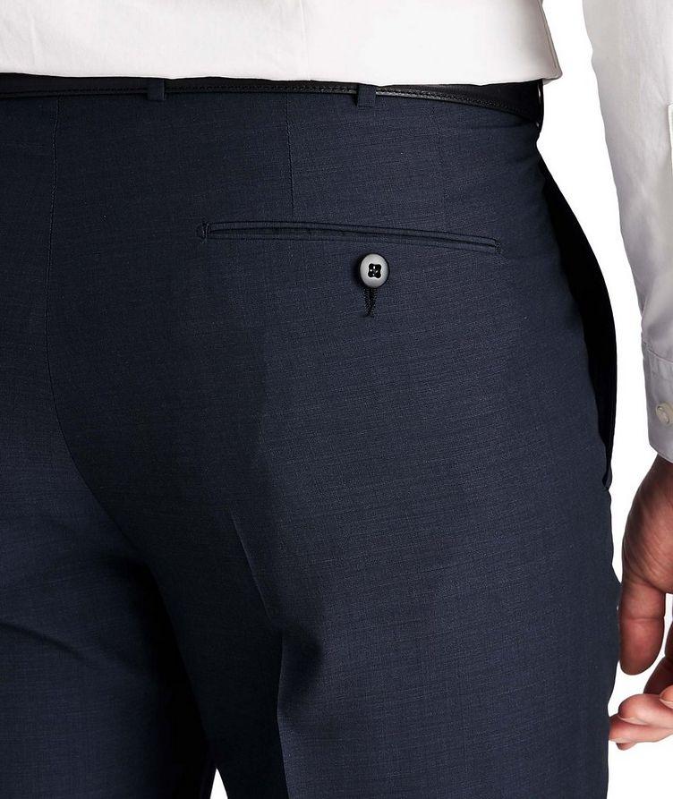 Pantalon habillé de coupe amincie image 2