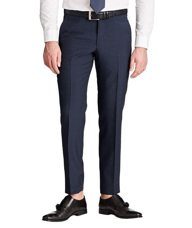 Pantalon habillé de coupe amincie picture 1