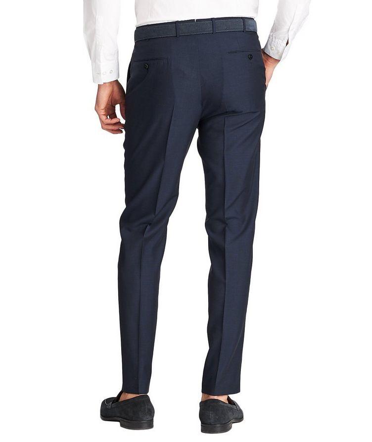 Leggerissimo Slim Fit Wool-Silk Dress Pants image 1