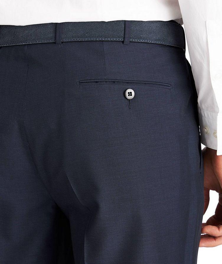 Leggerissimo Slim Fit Wool-Silk Dress Pants image 2
