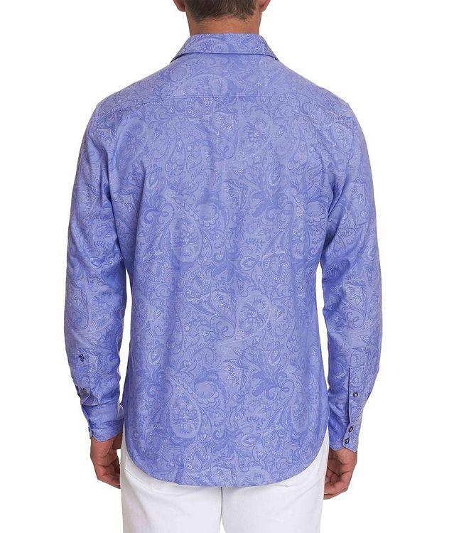 Jacquard Stretch-Cotton Shirt picture 2