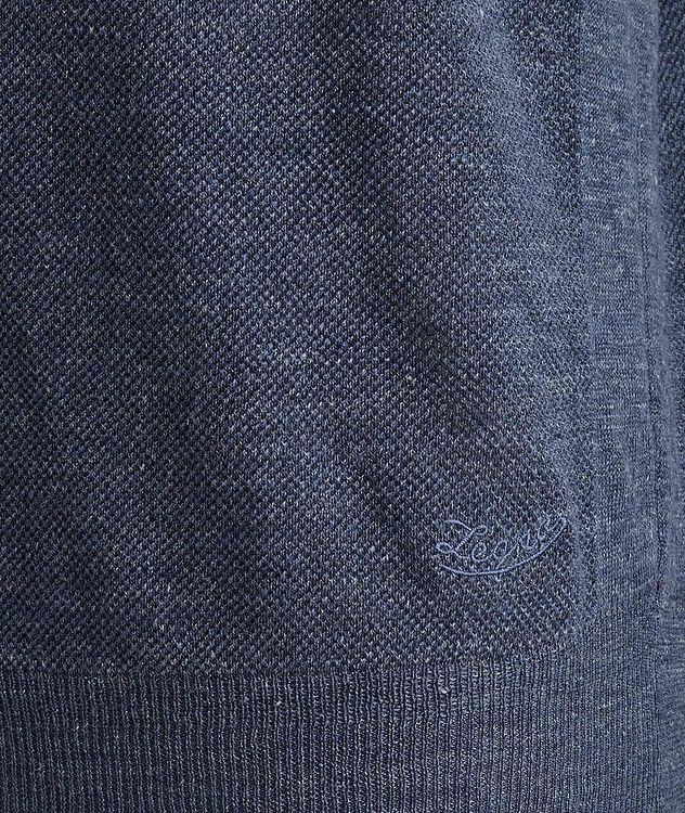 Linen-Cotton T-Shirt picture 2