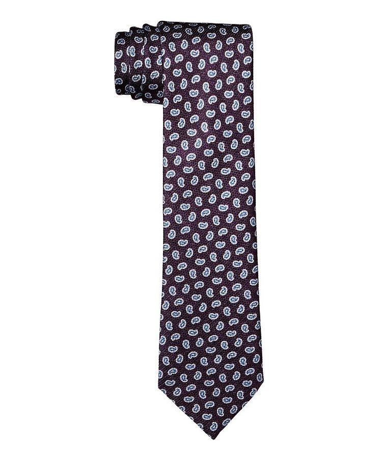 Paisley Silk Tie image 0