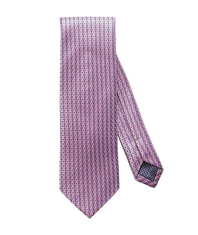 Dotted Silk Tie picture 1