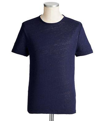 Derek Rose Linen T-Shirt