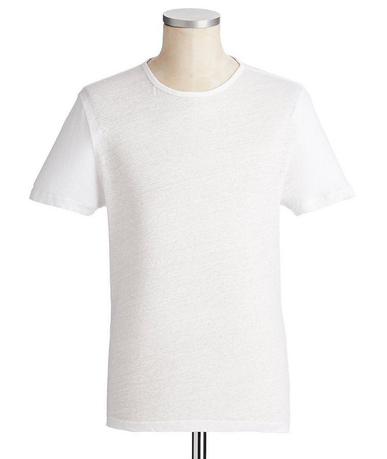 Linen T-Shirt image 0