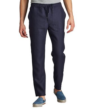 Derek Rose Linen Pants