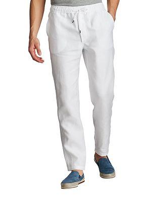 Derek Rose Linen Pants