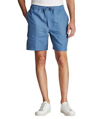 Derek Rose Linen Shorts