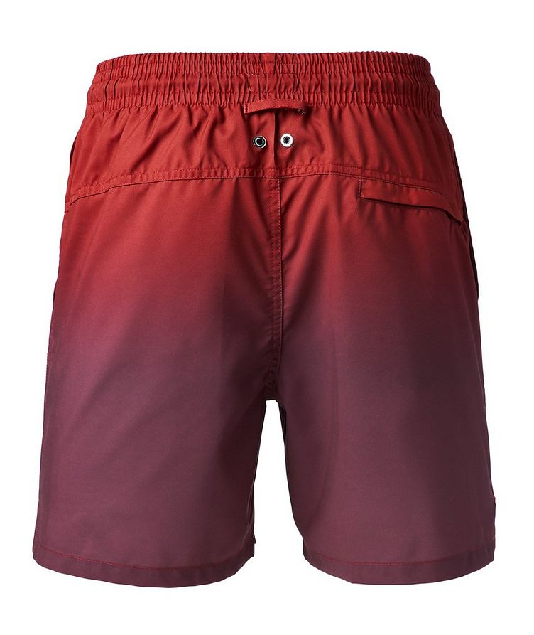 Ombré Swim Trunks image 1